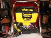 Wagner Airless Paint Sprayer
