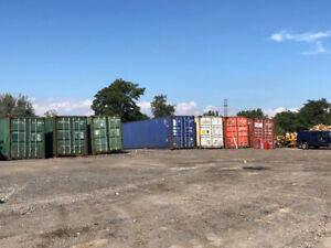 New and Used Storage Containers for Sale!! Excellent Condition!!
