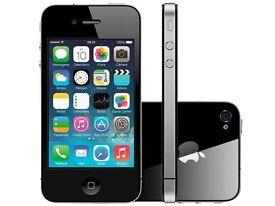 Apple iPhone 4 16GB Smartphone unlocked (black/white mix)