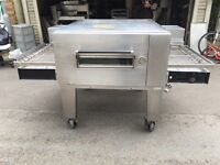 Pizza gas oven Lincoln 16s USA