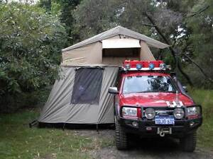 Ironman 4x4 Roof Top Tent and Annex - $1200 for Both! SAVE $$!!! Kyabram Campaspe Area Preview