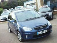 Ford C-MAX 1.8 16v 125 2007.5MY Zetec PX WELCOME DELIVERY CAN BE ARRANGED