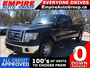 2010 FORD F-150 POWER GROUP * 4WD * MINT CONDITION