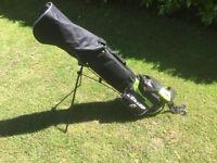 Dunlop 65 Junior golf clubs (half set)