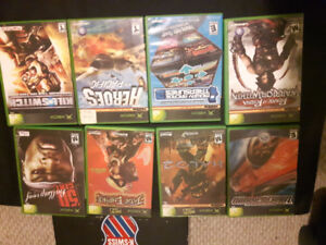 Xbox video games