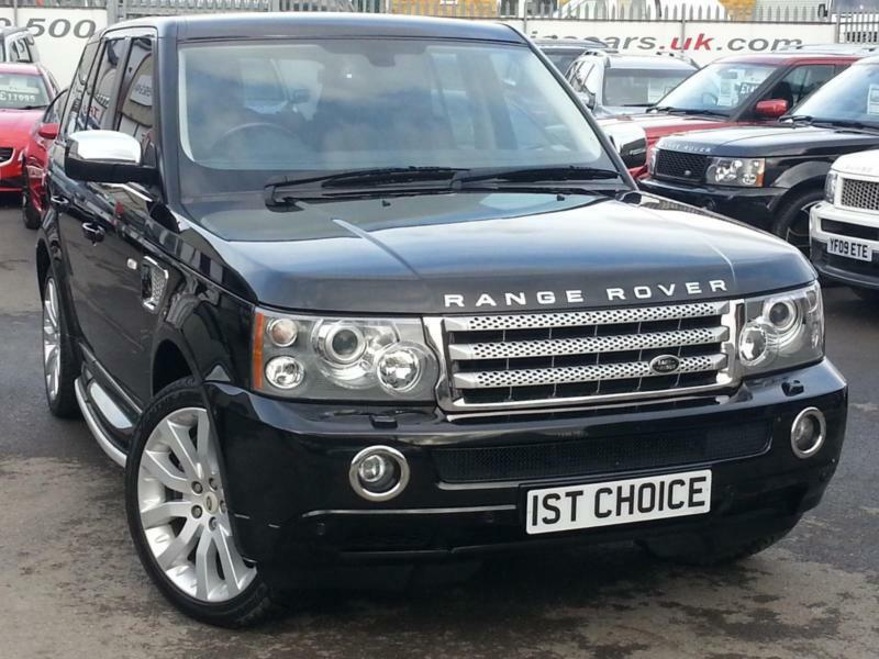 2008 land rover range rover sport tdv8 sport hse very low mileage great spec a in faringdon. Black Bedroom Furniture Sets. Home Design Ideas
