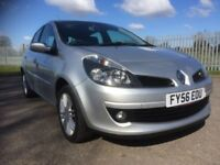 2006 Renault Clio 1.6 Silver Special Edition Initiale £1300
