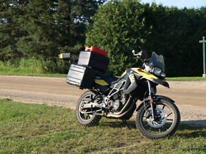 BMW F650 GS - Sun Yellow 2012 Special Edition London Ontario image 7