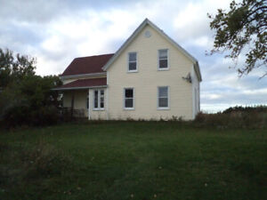 Northumberland Shore  Country Rental