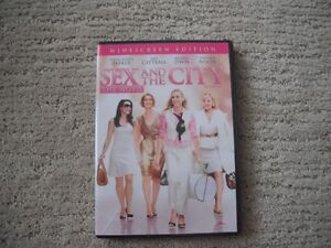 Sex And The City The Movie Widescreen Edition DVD London Ontario image 1