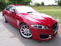 2012 Jaguar XF 5.0 V8 Supercharged XFR 4dr Auto Adaptive Cruise! Sunroof! 4 ...
