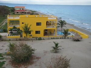 "Private Paradise "" Casa Del Sol""   Direct oceanfront property"