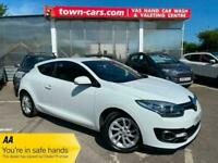 2014 Renault Megane DYNAMIQUE TOMTOM ENERGY DCI S/S COUPE 6 SPEED CLIMATE CONTRO