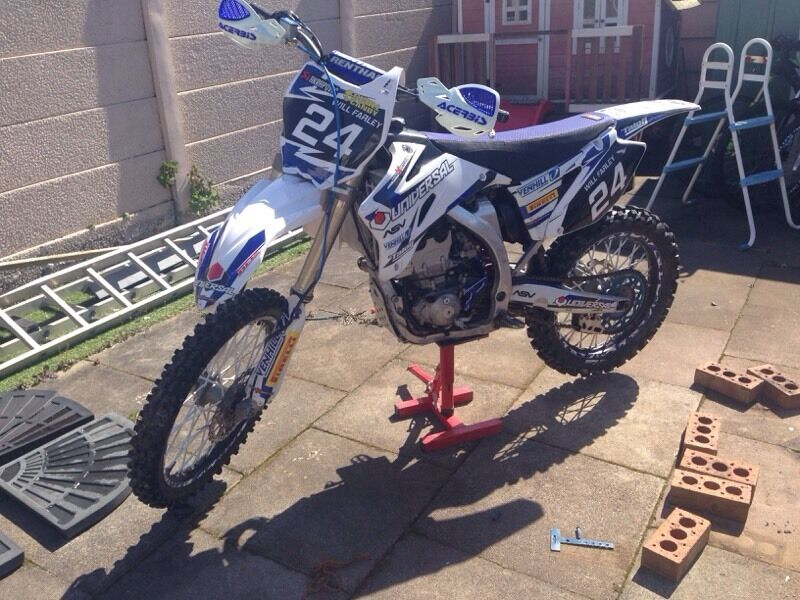 Yamaha Yzf 250 2009 Swap For Yz Cr Rm Kx 125 250 2 Stroke