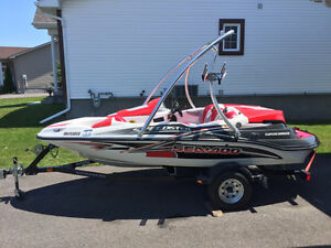 bateau sea-doo 2007 speedster 150 supercharge