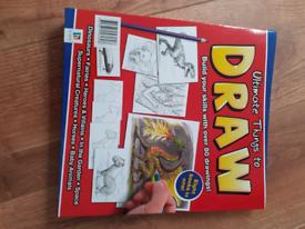Usborne learn to draw
