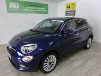 BLUE FIAT 500X 1.4 MULTIAIR LOUNGE ***FROM £243 PER MONTH***