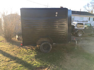 4x9 Enclosed Trailer Reduced Price
