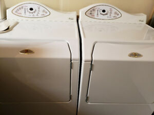 Washer dryer set maytag
