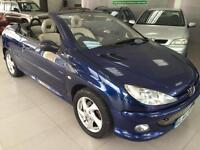 2004 Peugeot 206 1.6 ( a/c ) Coupe Cabriolet Allure Long Mot 04/2017