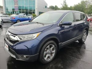 2017 Honda CR-V EX / AWD / Sunroof
