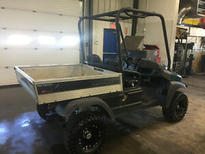 2006 club car carryall 295