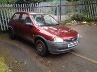 Vauxhall Corsa Cheap!!