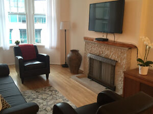 $65 1 Berm Apartment near SeaBus, LOLO, North Van