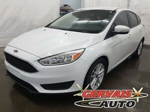 Ford FOCUS SE MAGS Hatchback Volant chauffant 2015