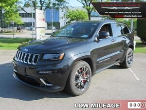 2015 Jeep Grand Cherokee SRT   - Low Mileage