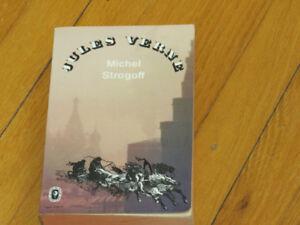 JULES VERNE**  MICHEL STROGOFF /littérature auteur