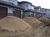 TOPSOIL•ROCK•BASE•FILL•SAND•MULCH no delivery costs