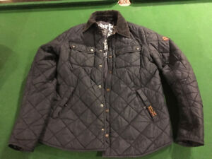 Barbour (UK) Boys Quilted Jacket