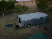 Large camp trailer Dinoga Gwydir Area Preview