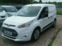 Ford Transit Connect 200 Trend SWB DIESEL MANUAL 2014/14