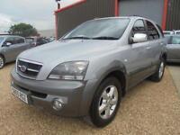 2005 55 KIA SORENTO 2.5 XT CRDI 5D AUTO 139 BHP DIESEL