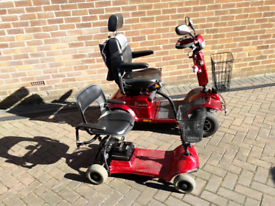 X2 mobility scooters