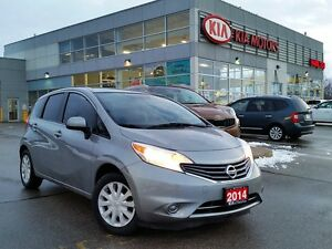 2014 Nissan Versa Note SV CONVENIENCE | BACKUP CAM | 1.6L