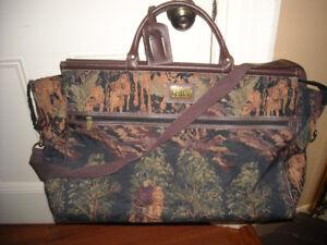 sac de voyage bagage à mains bag tapisserie Berkley LIQUIDATION