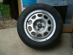 1993 mustang wheels and tires