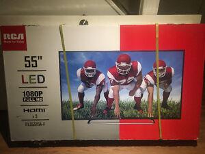 """55"""" LED HD in box"""