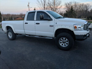 2007 Dodge Power Ram 3500 Pickup Truck