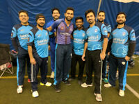 Be a part of Canada's Biggest Winter Cricket League - Lakeshore