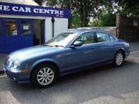 JAGUAR S-TYPE 3.0 V6 SE AUTOMATIC PETROL SALOON ** 2003 ** S TYPE