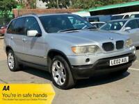 2002 BMW X5 3.0i Sport Auto 4WD 5dr SUV Petrol Automatic