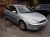 Ford Focus 1.8 I 16v Edge 3dr 2005 (54 Reg), Hatchback