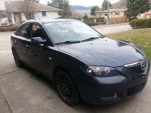 Reduced Price! 2007 Mazda3 5 Speed