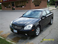 2007 Kia Magentis LX-V6 w/Luxury Pkg Sedan