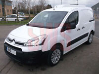 2013 Citroen Berlingo 1.6HDi L1 625 LX DAMAGED REPAIRABLE SALVAGE
