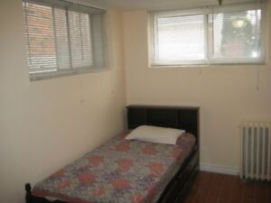 Bright Furnished room with utilities
